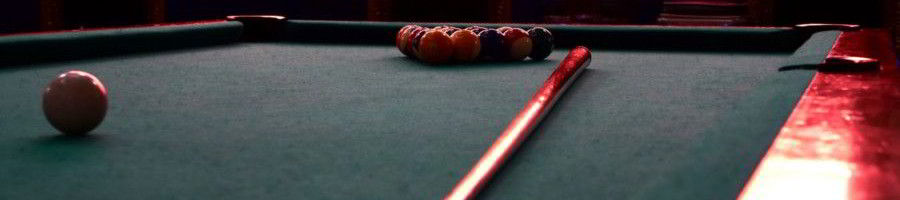 Lubbock pool table assembly featured