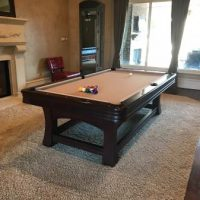 Olhausen Savoy Full Size Pool Table