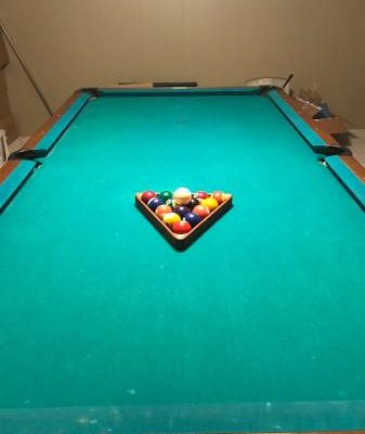 Brunswick Heirloom Pool Table