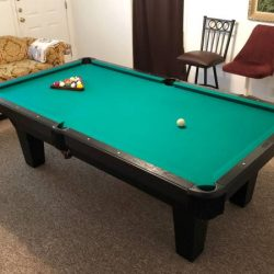 Pool Table Priced to Sell