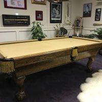 Us Classic Billiards Table