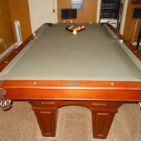 Brunswick 7 foot Contender Pool Table